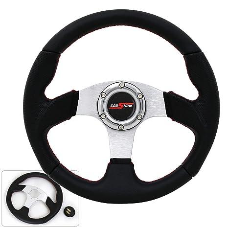 4Pcs Black Carbon Fiber Auto Car Wheel Hub Center Caps Cover 60mm Plastic MRM