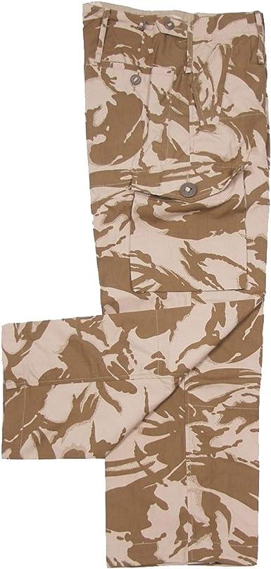 British Military Army Desert DPM Camouflage Gore-Tex Overpants Lightweight