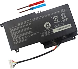 PA5107U-1BRS Laptop Battery for Toshiba Satellite L50-A L50T-A L55 S50-A S55 S55T P50 P50-A P55T-A5116 P55T-A5118 S55-A5295 S55T-A5337 S55T-A5389 L55-A5284 P55-A5200 P55T-A5202 P000581700