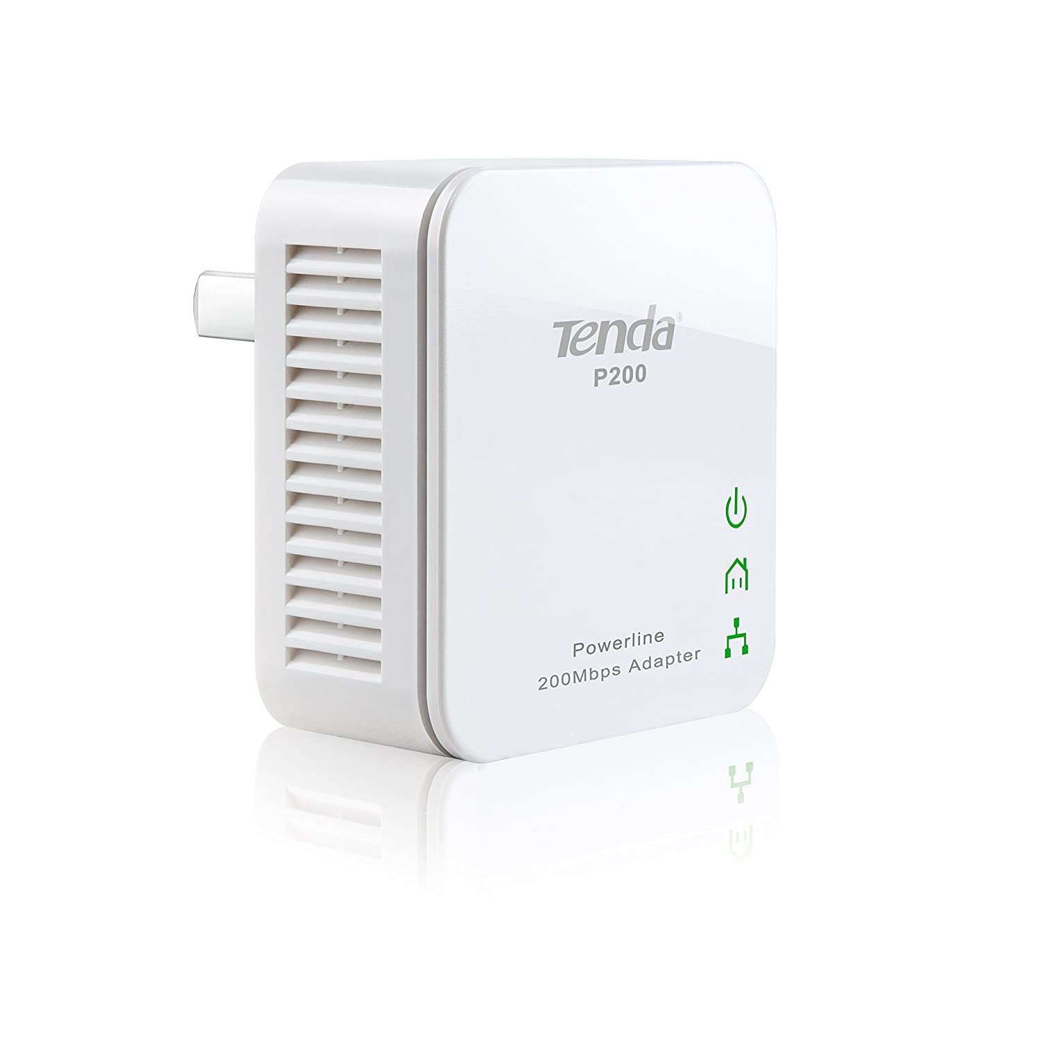 Tenda P200 Powerline Adapter Buy Wiring Diagram Online At Low Price In India