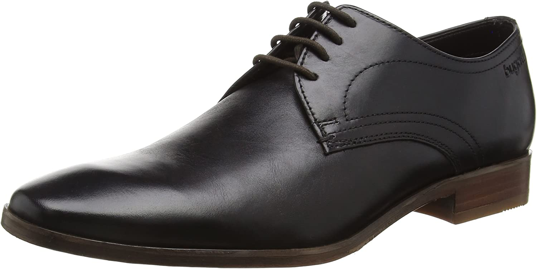 Bugatti 311131011000, Zapatos de Cordones Derby para Hombre
