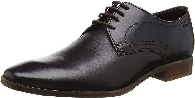 TALLA 40 EU. bugatti 311131011000, Zapatos de Cordones Derby Hombre