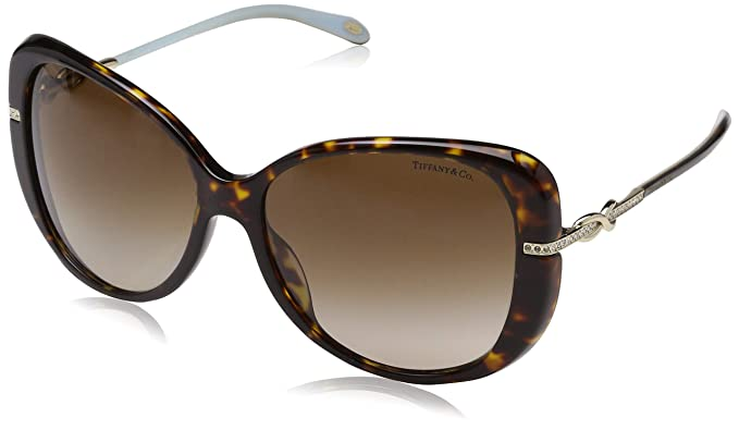 39d36dfe923 Image Unavailable. Image not available for. Color  Tiffany and Co. Infinity  Butterfly Sunglasses ...