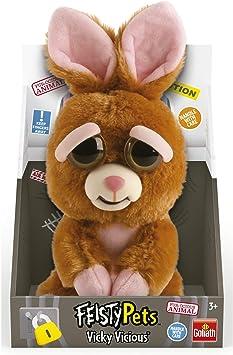 Goliath 32323 Feisty Pet Rabbit Amazon Co Uk Toys Games