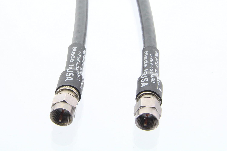 MPD Digital RG-11 USA Made Coax Cable