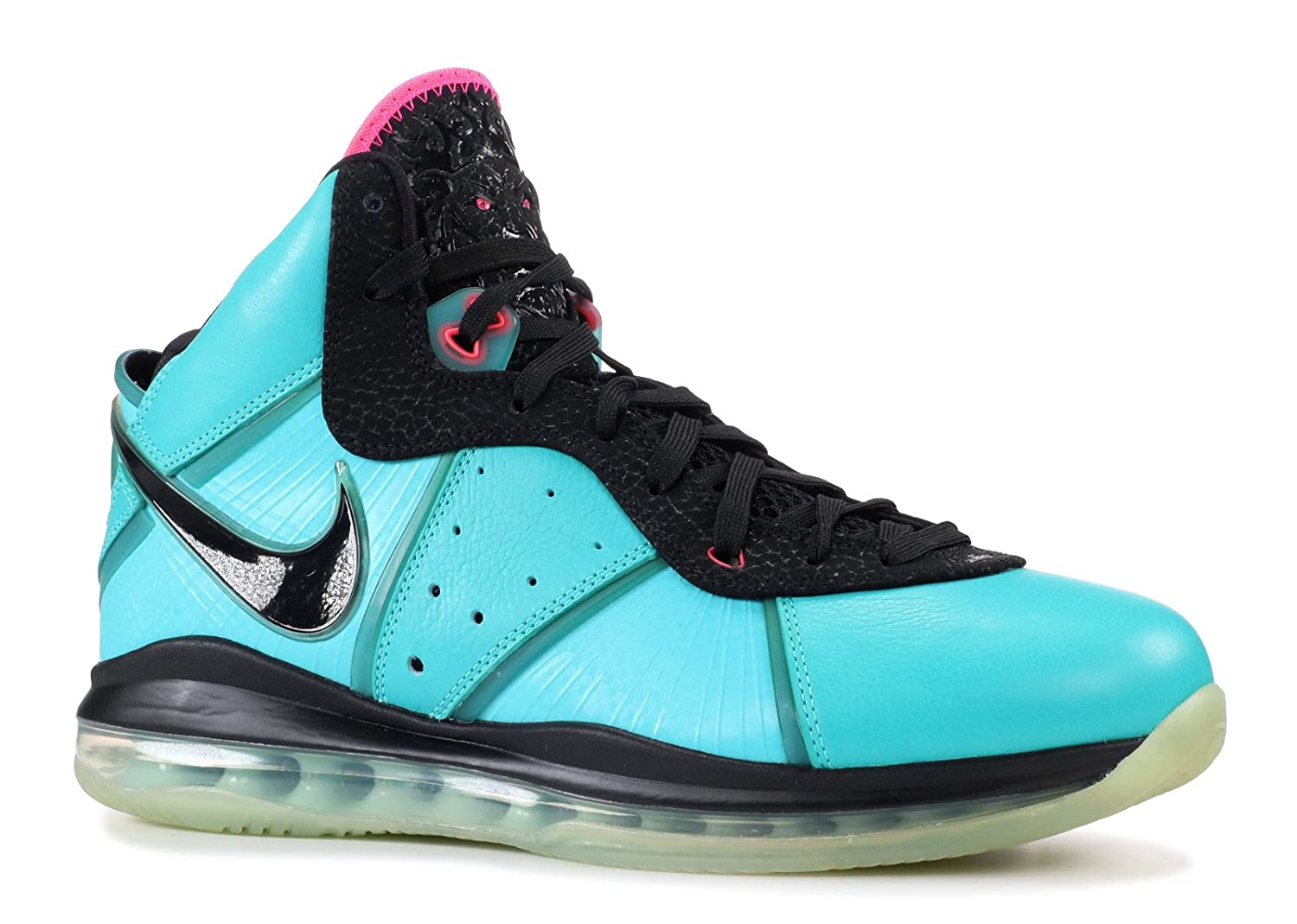[NIKE - ナイキ] LEBRON 8 'SOUTH BEACH' - 417098-401 - SIZE 9 (メンズ) B06XGJF22C
