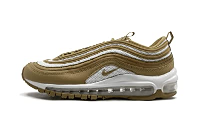 save off 74d79 ee06c Amazon.com | Nike WMNS Air Max 97 (Wheat/Wheat-Club Gold, 9W ...