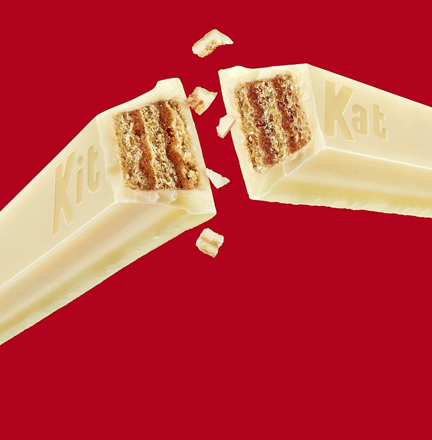 Kit Kat White Chocolate Candy Bar Halloween Candy Pack Of 24