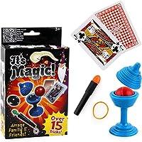 Naisicatar Trick 1Ponga Bola mágica de Fuga y el florero clásico Partido de Magic Pertenece Atrezzo Magic espectáculo de Magia Amusant Juguete del Juguete