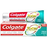 Colgate Total 12 Fresh Stripe Toothpaste, 75ml