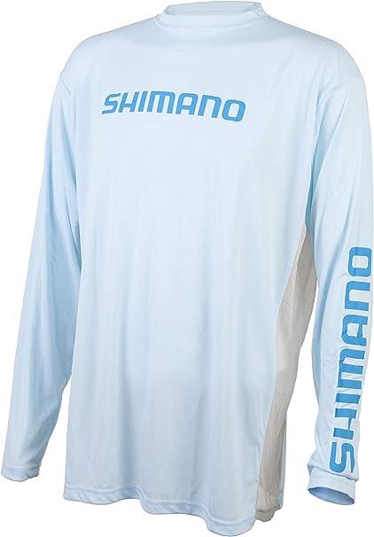 Pick Color//Size-Free Shipp Shimano Long Sleeve Performance Tech Sun Shirt Tee
