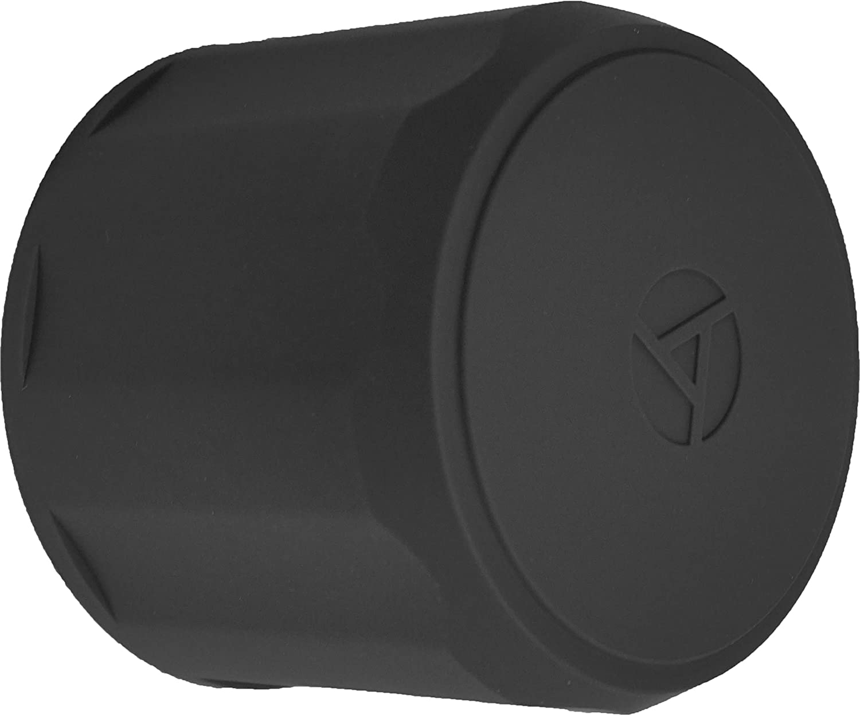 Universal Element Proof 65-100mm, Black LENS ARMOR Protective Lens Cap Stretch Fit