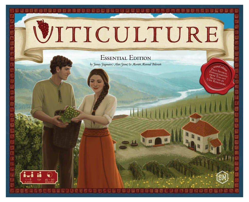 Viticulture: Essential Edition image