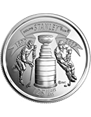 Single coin: 2017 25-cent 125th Anniversary of The Stanley Cup®