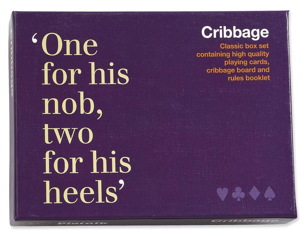 Piatnik Coloured Classics Cribbage 2545