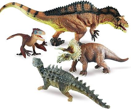 "6.5/"" Jurassic Realistic Pterosaurs Dinosaur Figure For Kids Toy Birthday Gift"