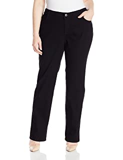 d52ec3acb52 Riders by Lee Indigo Women s Plus Size Comfort Collection Straight Leg Jean