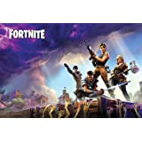 Amazon Price History for:Fortnite Game Poster 24x36 inches (NEW)