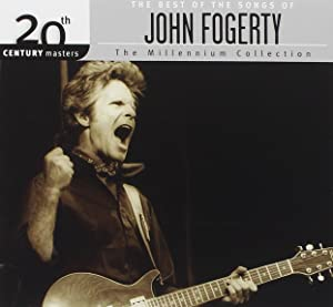 Best of John Fogerty -The Millennium Collection (Eco-Friendly Packaging)