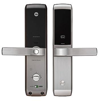 Cerradura Digital para Puerta YDM 3168 (Cerradura motorizada ...