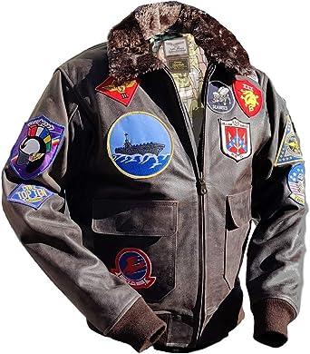 Noble House Top Gun Jacket At Amazon Men S Clothing Store