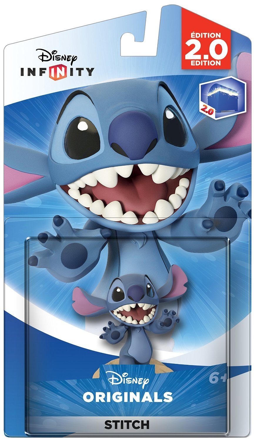 Disney Infinity: Disney Originals (2.0 Edition) Stitch Figure - Not Machine Specific by Disney Infinity (Image #1)