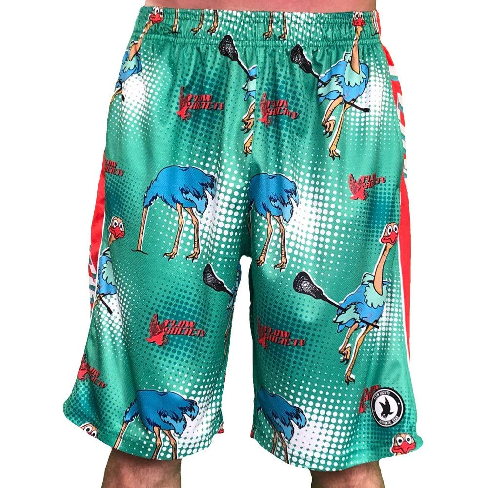 Flow Society Boys Orstriche Shorts