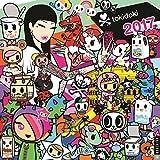 tokidoki 2017 Wall Calendar