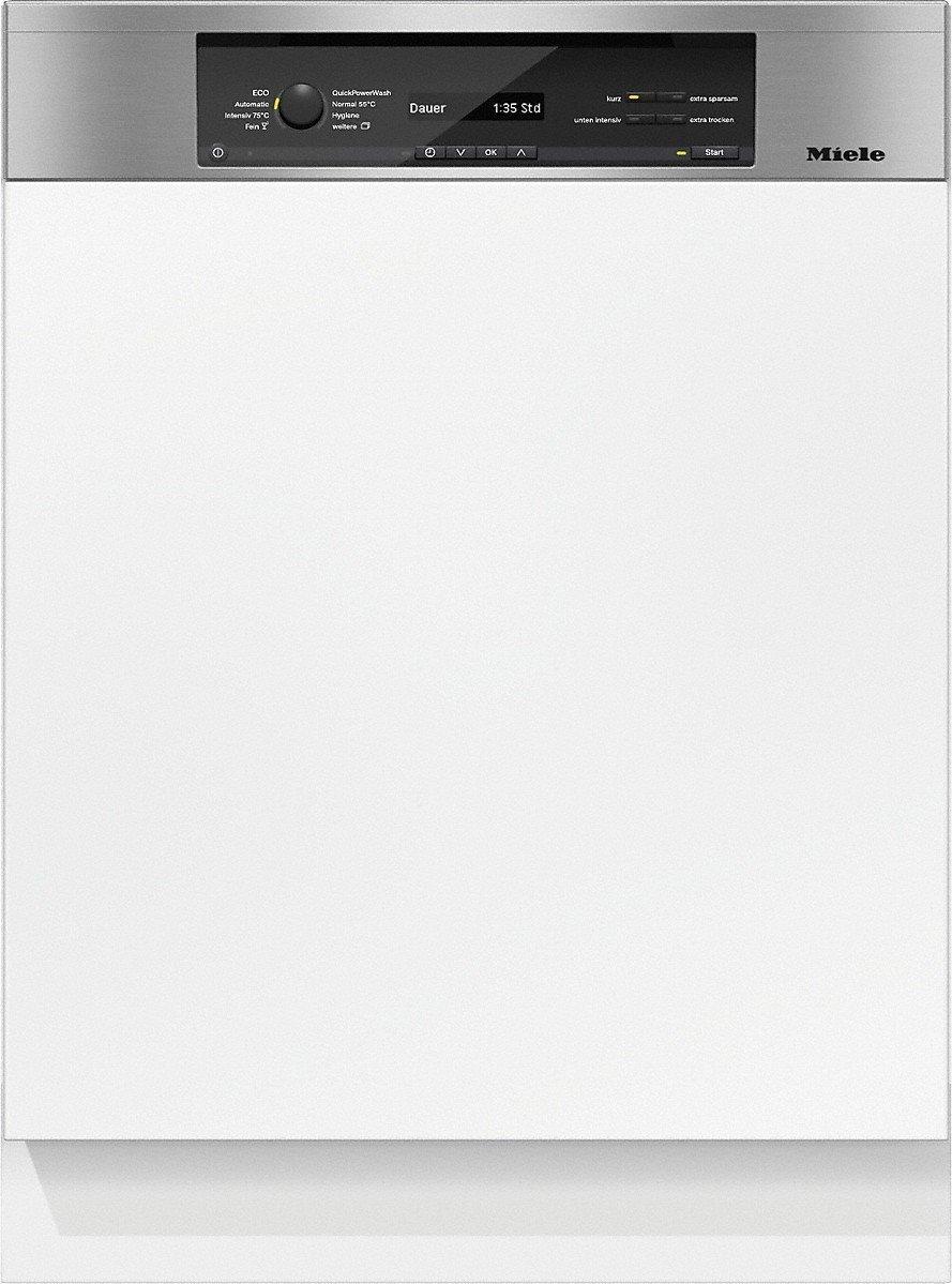 Miele G6845 SCi XXL D ED230 2, 0 clst Geschirrspüler Teilintegriert / A+++ / 189 kWh / 14 MGD / QuickPowerWash / Einfachste Kommunikation [Energieklasse A+++] G6845 SCi XXL D ED230 2