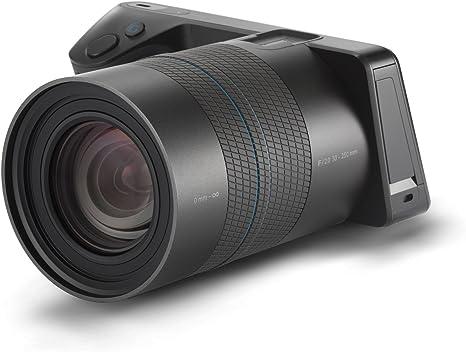 Lytro Illum - Cámara digital de (40 Megaray, f/2.0)color negro ...