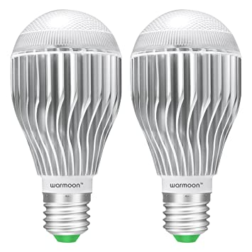 10W RGB LED Birne Farbwechsel Glühlampe Licht mit IR Fernbedienung E27 Lampe