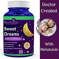 Amazon.com: Melatonin, GABA, L-Theanine - Sleep and Relaxation ...