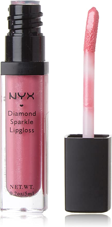 NYX Cosmetics Diamond Sparkle Lipstick