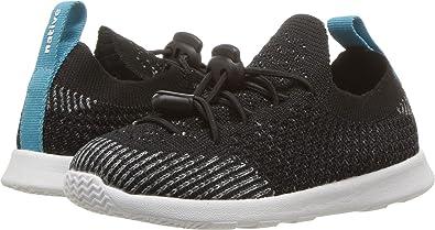 280a86be41 Native Kids Shoes Unisex AP Mercury Liteknit (Toddler Little Kid) Jiffy  Black