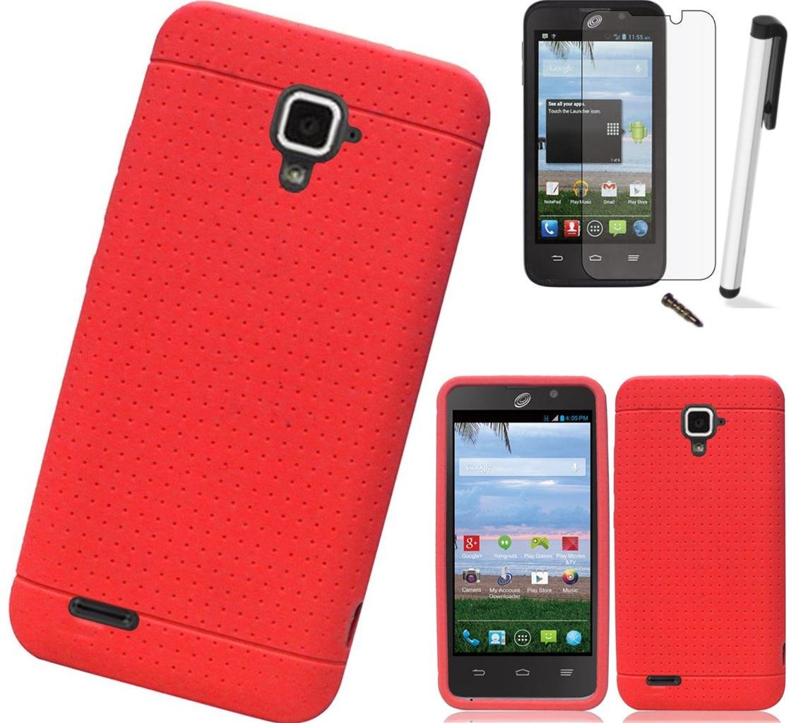 For ZTE Rapido LTE Z932 (Straight Talk Net10 Tracfone) Soft