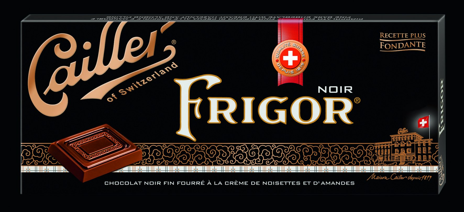 CAILLER FRIGOR DARK 100G
