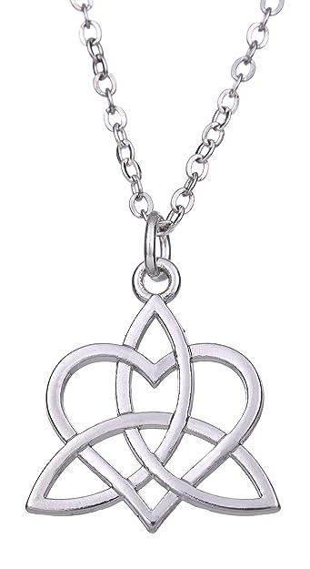 Vassago Ancient Talisman Irish Viking Celtic Trinity Triquetra Knot