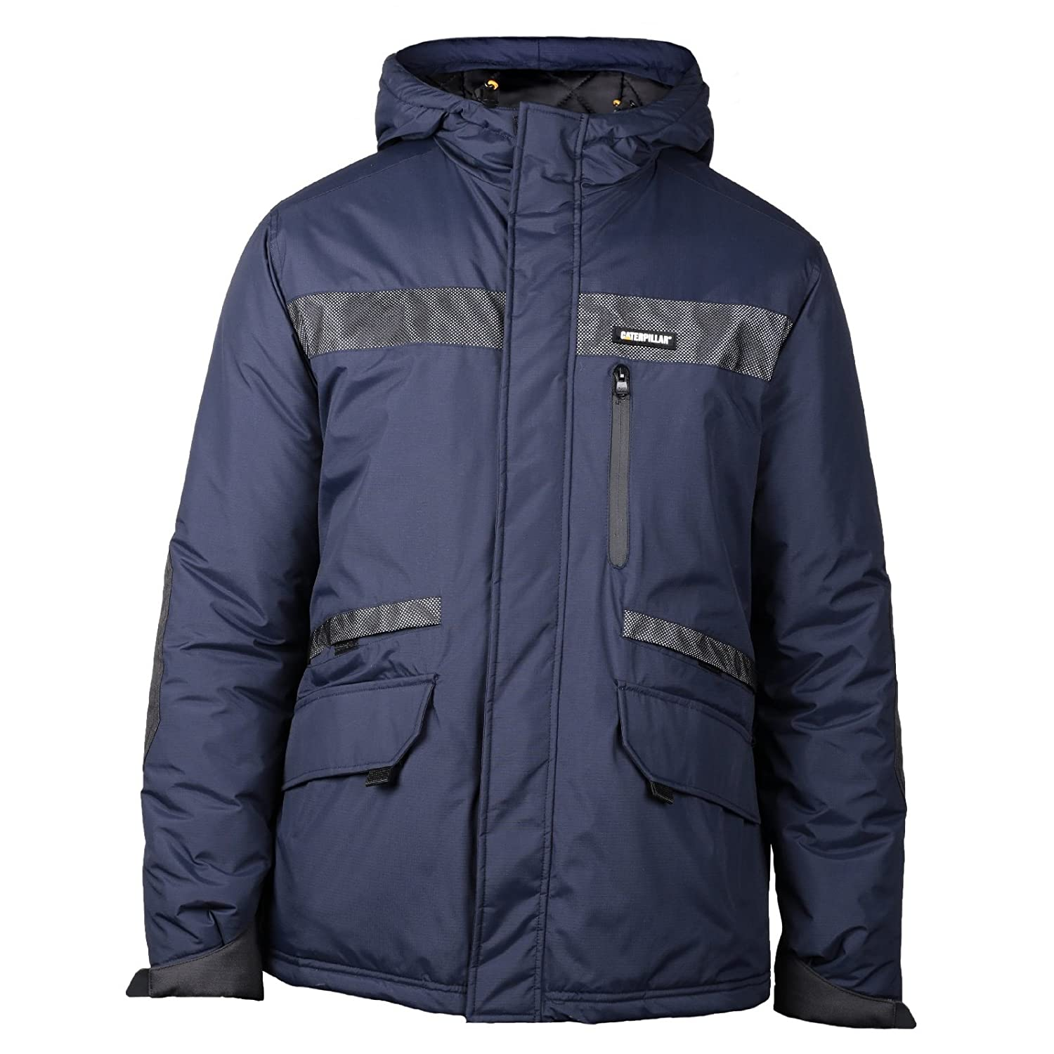 Amazon Caterpillar Mens Night Flash Jacket Clothing