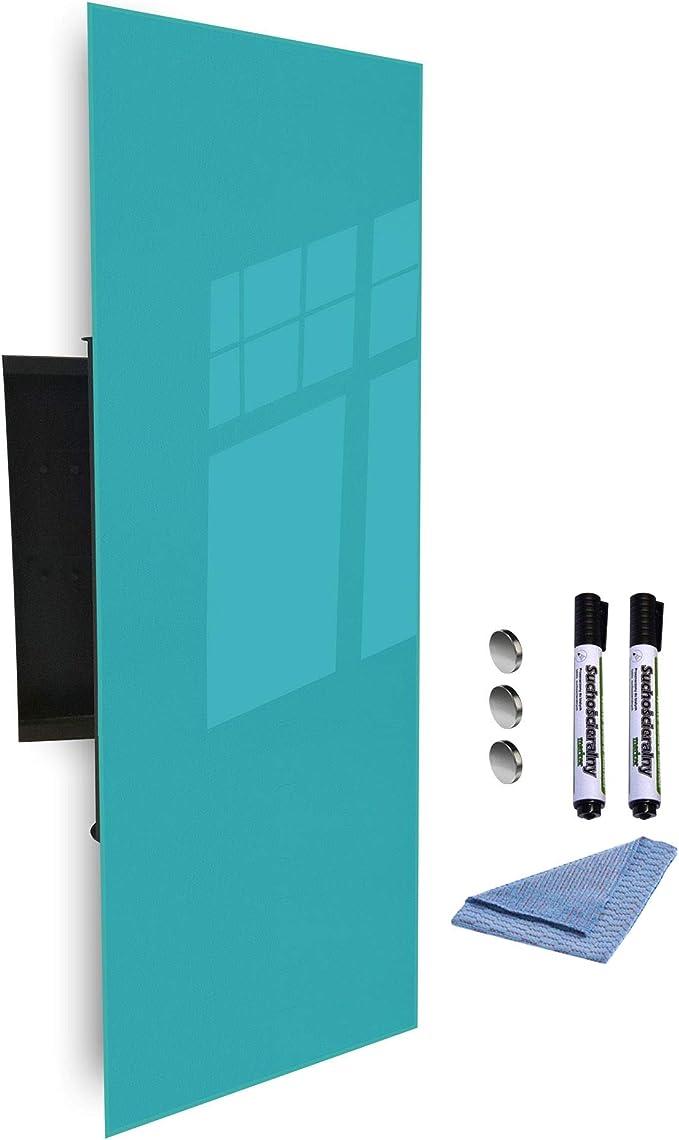 GlassArtist FMK-37-054 - Caja para Llaves (80 x 30 cm, con Frontal ...