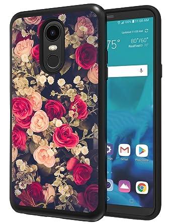Amazon.com: Funda para LG Stylo 4, LG Stylo 4 Plus, LG Q ...