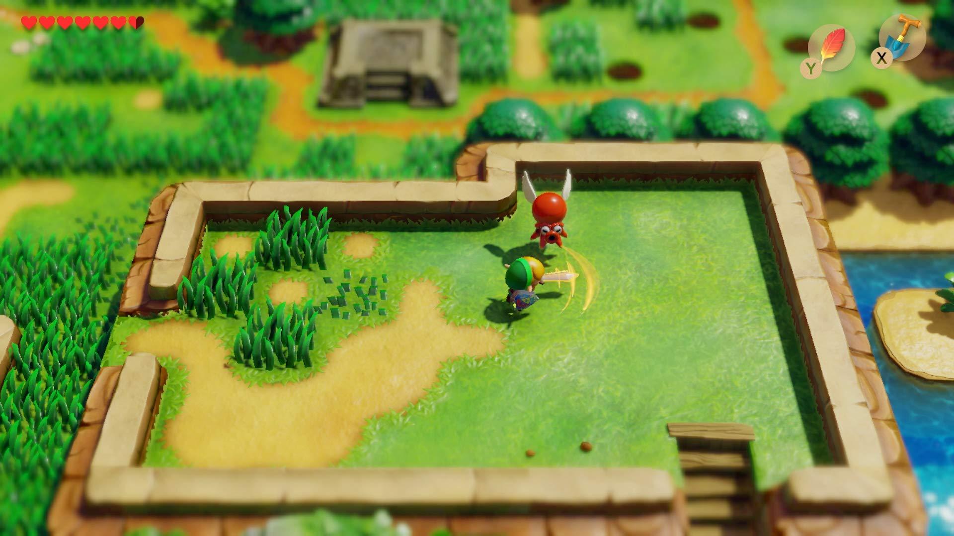 Legend of Zelda Link's Awakening - Nintendo Switch by Nintendo (Image #4)