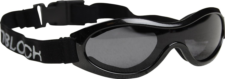 Zunblock Sonnenbrille, Schwarz, M, 8040502
