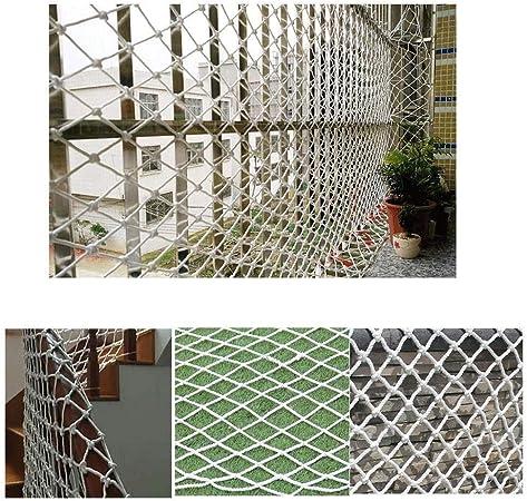 Red de protección, red de rieles de seguridad, red de seguridad for gatos, red de seguridad for trampolín, balcón escaleras barandilla cerca terraza protección contra caídas for niños y mascotas: Amazon.es: Hogar