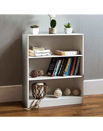 Amazon.co.uk: Bookcases - Living Room Furniture: Home & Kitchen