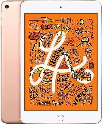 2019 Apple iPad Mini (Wi-Fi + Cellular, 256GB) - Gold