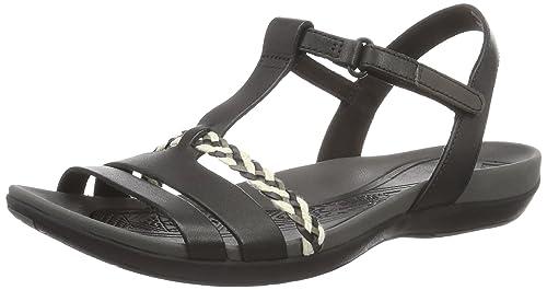 Marroni Clarks shoes Sarla Cadence Pelle Amazon thQsrdCBx