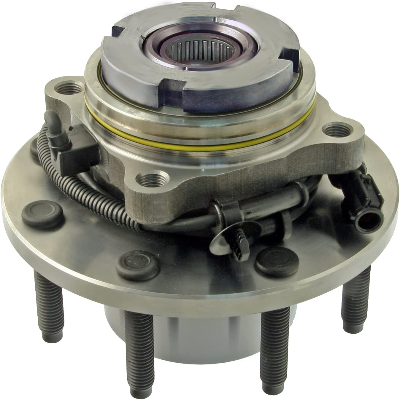 ACDelco 513189A Wheel Bearing and Hub Assembly 1 Pack