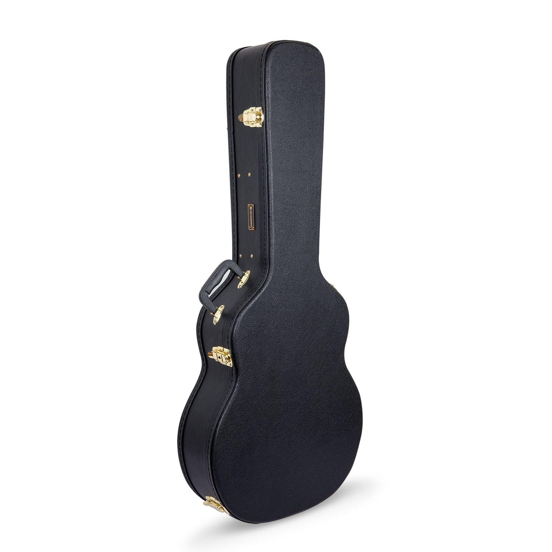 激安正規品 CROSSROCK Semi Acoustic CRW500SA Semi Acoustic Black Black エレキギター用ハードケース B0719S555S, 扇子司 伊藤常:a8838f26 --- egreensolutions.ca