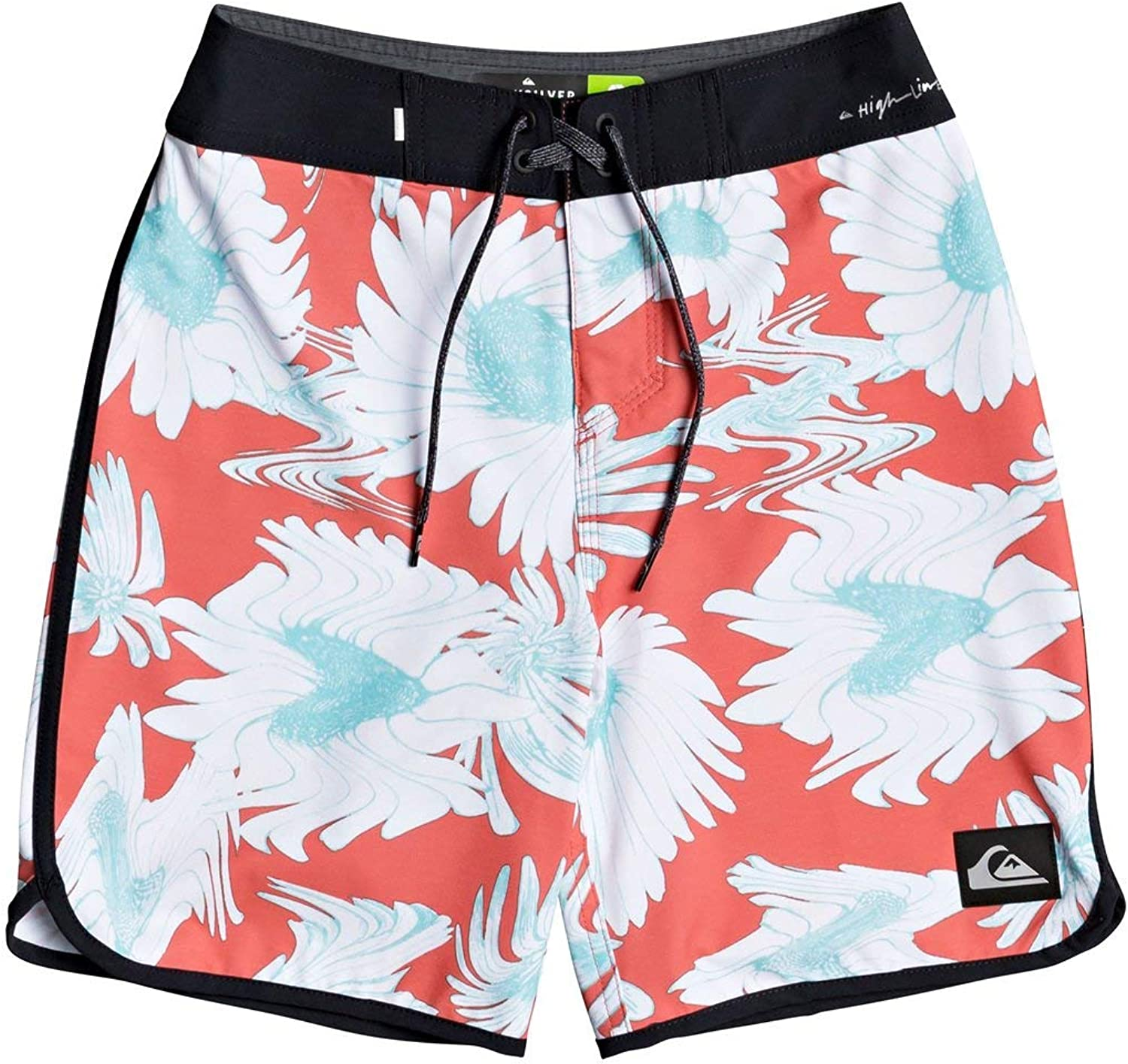 store Quiksilver Boys' Highline Warped Youth Boardshort Trunk Max 60% OFF 17 Swim