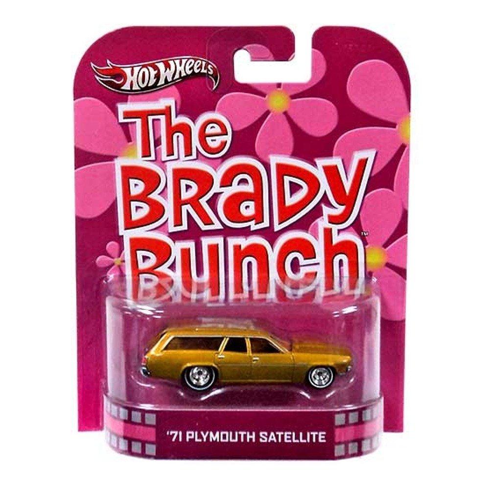 ofrecemos varias marcas famosas Hot Wheels The Brady Bunch Plymouth Plymouth Plymouth Satellite Die Cast Car by Mattel  precios ultra bajos